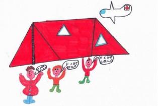 la tenda rossa - bambini1