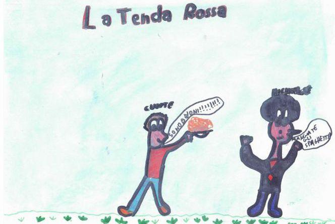 la tenda rossa - bambini3