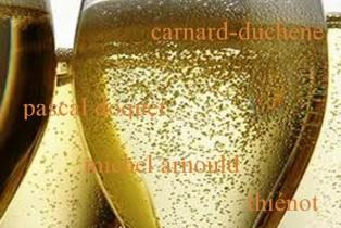 la tenda rossa - balan champagne