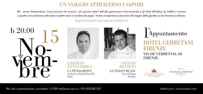 15 novembre Grands Chefs Experience