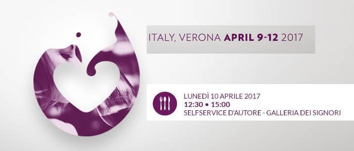 Vinitaly 10 aprile – SELF SERVICE D'AUTORE