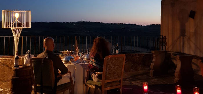 INSOLITA CENA – UNUSUAL DINNER EXPERIENCE