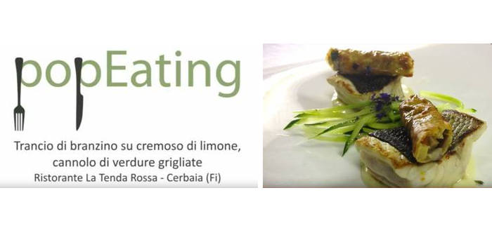 Video ricetta del Branzino – PopEating