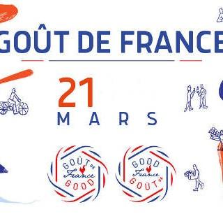 21 marzo GOÛT DE FRANCE alle ore 20.30|Un'occasione unica per assaporare la Francia