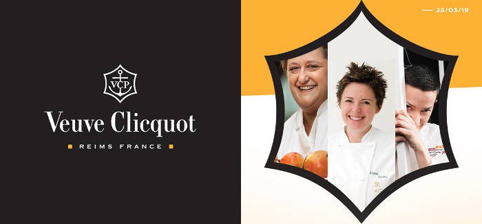 Atelier des Dames – Veuve Clicquot ad Identità Golose 25/04 alle 13